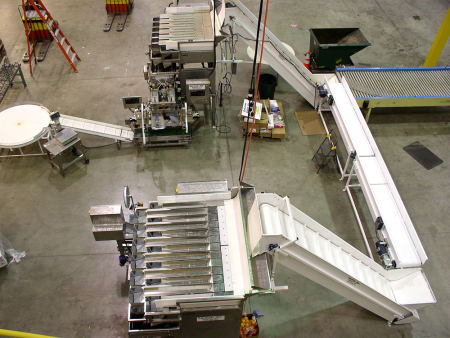 Ag-Pak Conveyors and Weighers