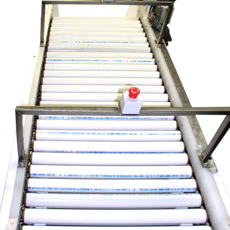Ag-Pak Roller Inspection Table