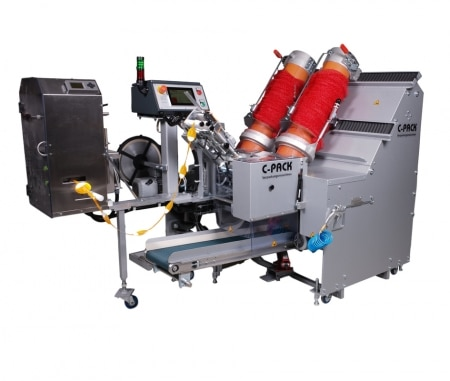 C-PACK 929 Net Clipping Machine
