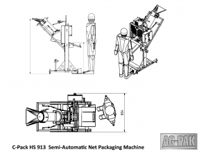 HS 913 Drawing