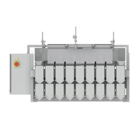 NEWTEC 2009PCB Weigher