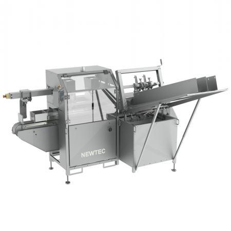 NEWTEC NBM Series Punnet and Tray Filler with Weigher