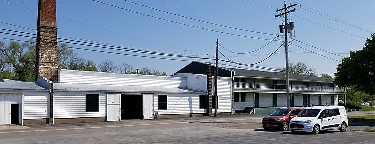 Ag-Pak Office, Gasport, NY
