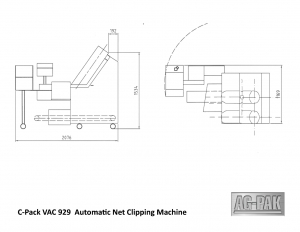C-Pack VAC 929 Drawing