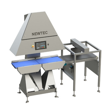 NEWTEC Checkpoint QC90-2 Check Weigher 1