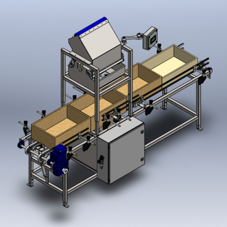Ag-Pak Carton-Pak Box and Carton Filler