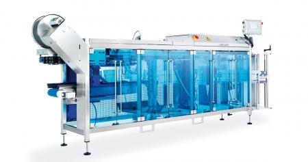 Gillenkirch 7000E Horizontal Filling and Sealing Machine