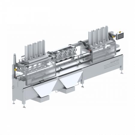 NEWTEC HSCF High Speed Container Filler