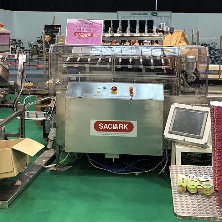 Saclark FTS-A Tray Filler for Apples