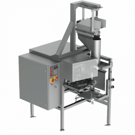 NEWTEC PEB40GE Wicket Bagger for Carrots and Parsnips